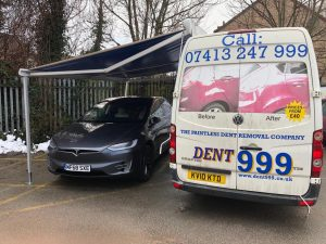 Mobile Paintless Dent Removal Golborne at your Home or Works