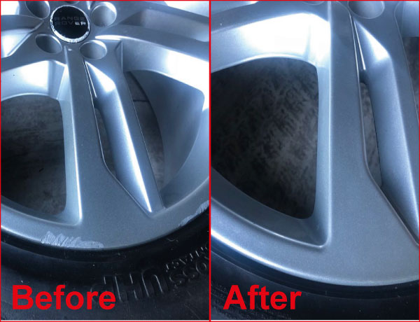 Dent999 Standard Alloy Wheel Repairs in Leigh