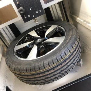 Alloy Wheel Refurbishment by Dent999 Ltd.