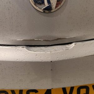 Scratch Repair Service from Dent999-s08b Before Repair