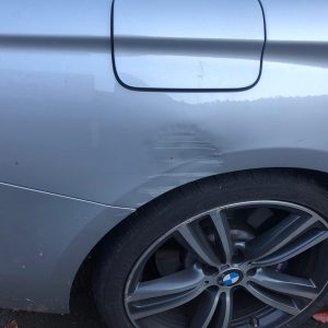Scratch Repair Service from Dent999-s13b Before Repair